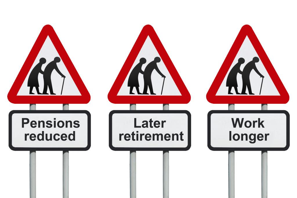 later retire